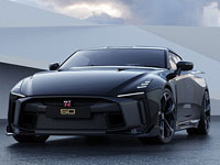 Nissan GT-R50 By Italdesign全球限量50辆