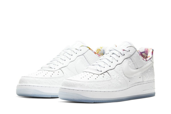Nike Air Force 1 2020 CNY鞋款官图曝光