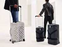 Louis Vuitton「Horizo​​n Soft Rolling Luggage」旅行箱亮相