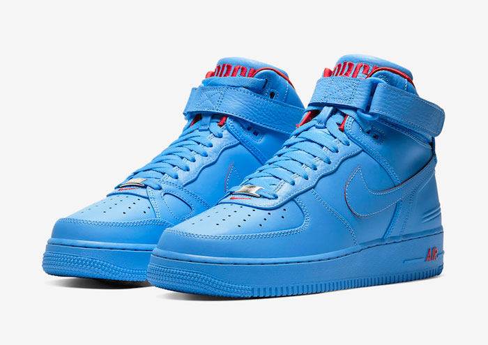 Just Don和RSVP及Nike Air Force 1 High联名款篮球鞋7