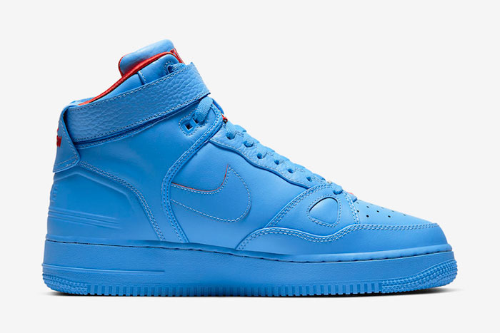 Just Don和RSVP及Nike Air Force 1 High联名款篮球鞋11