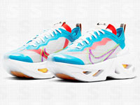 Nike ZoomX Vista Grind湖蓝配色跑鞋曝光