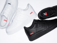 Supreme和Nike Air Force 1 Low联名鞋3月5日发售
