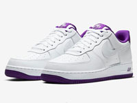 "Nike Air Force 1 Low ""Voltage Purple""亮相"