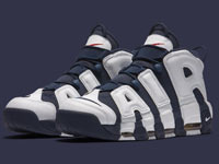 Nike Air More Uptempo「Olympic」奥运主题鞋款曝光