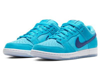 Nike SB Dunk Low「Blue Fury」全蓝配色板鞋发售