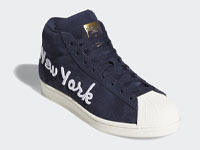 "adidas Pro Model ""New York""纽约城市主题曝光"