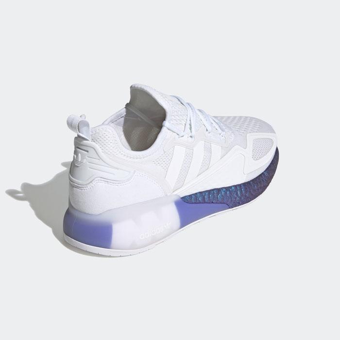 范斯旗舰店_易烊千玺同款阿迪达斯ZX 2K BOOST运动鞋