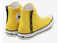 CONVERSE JAPAN全新串标拉链All Star Logoflapzip Hi鞋款曝光