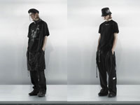 SQUADUNIDENTIFIED 2020春夏系列Lookbook
