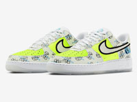 "Nike air Force 1 ""World Wide""日文印花鞋款曝光"