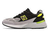 "New Balance 992 ""Black Grey Volt""配色曝光"