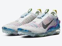 "Nike Air VaporMax 2020 ""Pure Platinum""即将发售"
