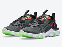 "Nike React Vision ""Worldwild""橙绿黑配色曝光"