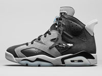 "Air Jordan 6 WMNS""Smoke Grey""球鞋九月发售"