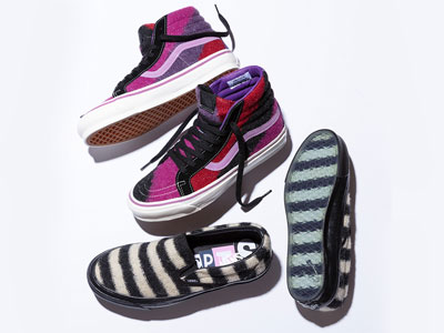 Concepts与Vans「World's End」全新联乘鞋款曝光