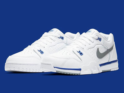 全新Nike Air Cross Trainer Low清爽小白鞋曝光