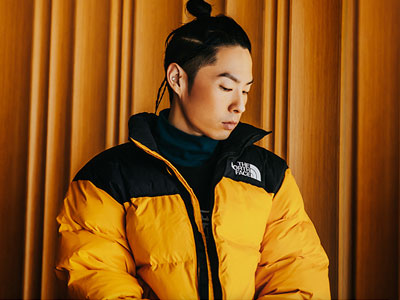 吴建豪同款The North Face 1996Nuptse羽绒服