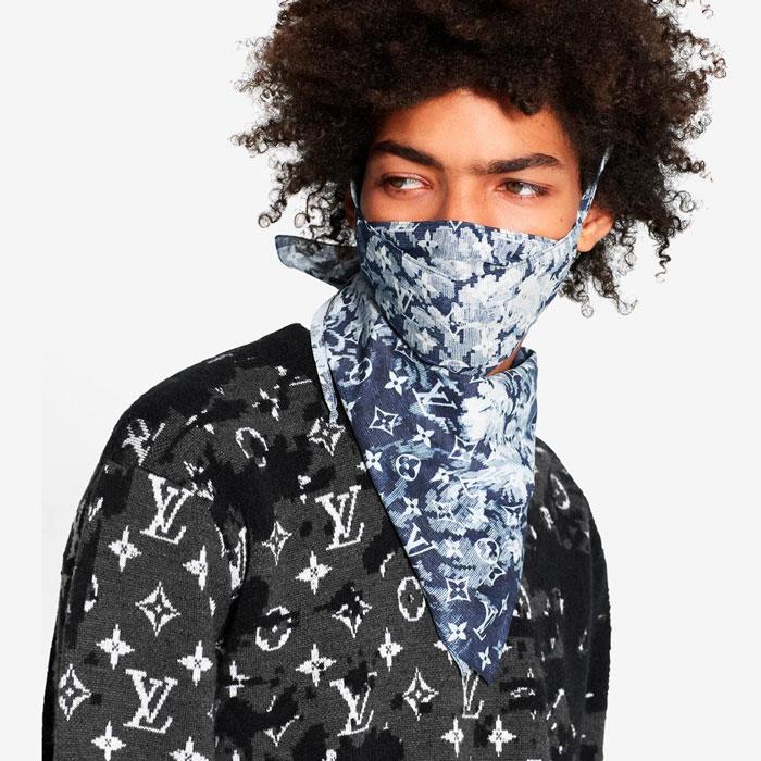 2020 路易威登Louis Vuitton全新口罩系列