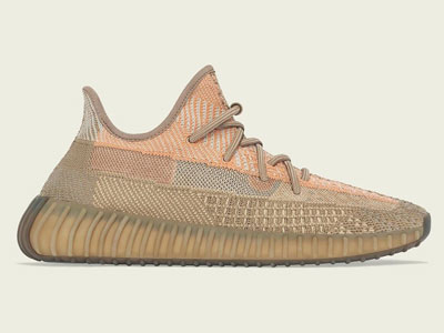 "adidas YEEZY BOOST 350 V2 ""Sand Taupe""19日发售"