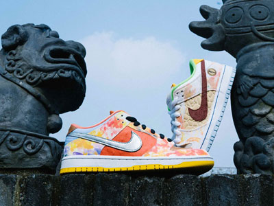 Nike SB Dunk Low「Street Hawker」街头美食主题鞋款曝光