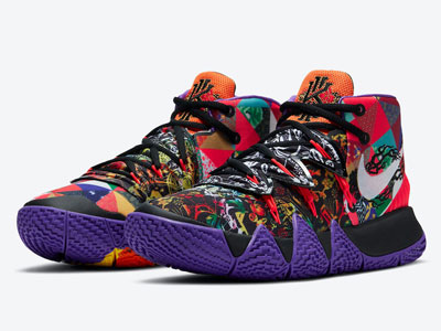 "Nike Kybrid S2 ""Chinese New Year""2021中国新年配色球鞋曝光"