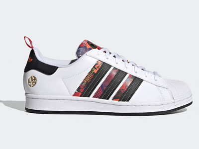 "adidas Superstar ""Chinese New Year""2021中国新年鞋款曝光"