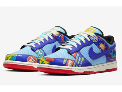 Nike Dunk Low「Firecracker」鞋款月底发售