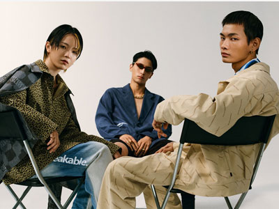 国潮品牌Unbreakable 2021春夏系列Lookbook