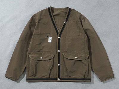 Mountain Research与BAMBOO SHOOTS联乘服饰发售