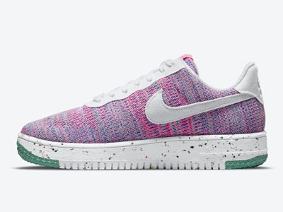 全新Nike Air Force 1 Flyknit 2.0环保鞋曝光