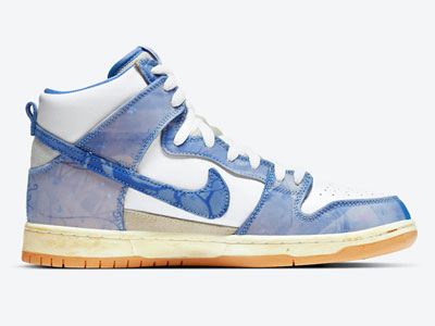 Carpet Company与Nike SB Dunk High联名鞋官图曝光