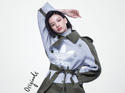 adidas Originals和DRY CLEAN ONLY联名系列曝光