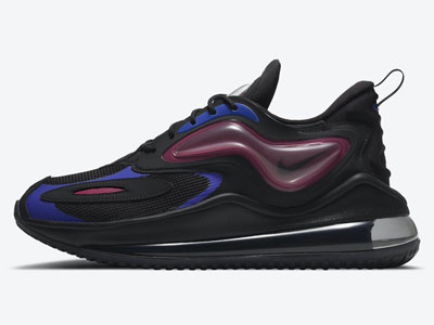 "全新Nike Air Max Zephyr""Black Raspberry""黑树莓配色跑鞋曝光"