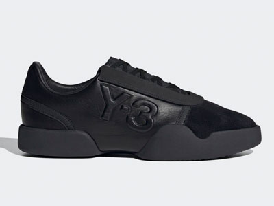 "adidas Y-3 Yunu ""Triple Black""全黑配色曝光"