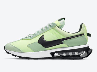 "全新Nike Air Max Pre-Day""Liquid Lime""浅绿配色曝光"