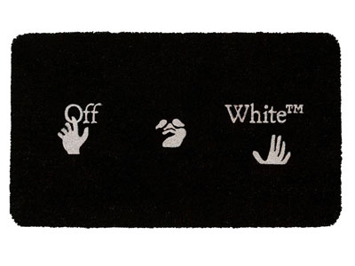 Off-White™ HOME全新门垫发售